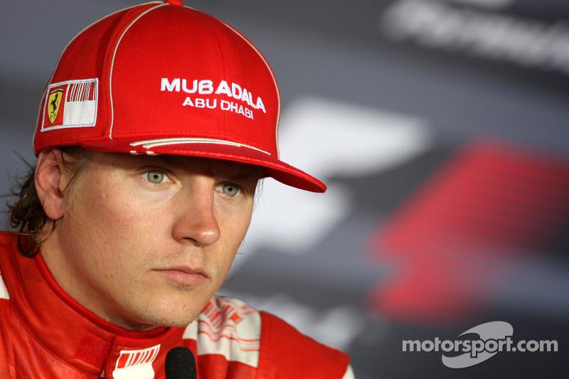 2009 - Kimi Raikkonen, Ferrari