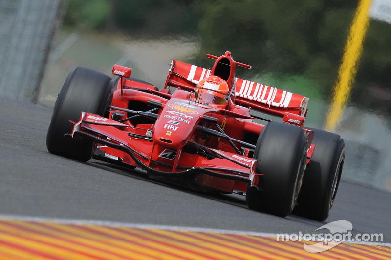 2009: Тести з Ferrari