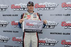 Pole winner Jimmie Johnson, Hendrick Motorsports Chevrolet