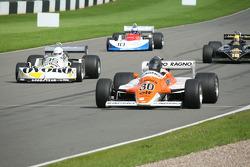 David Abbott, Arrows A4, Peter Dunn, March 761