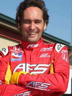 Franck Montagny, AFS Racing/Andretti Green