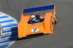 Скотт Хьюз, 1971 McLaren M8F