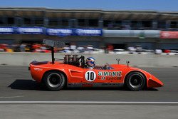 Don Bell, 1969 Lola T-163