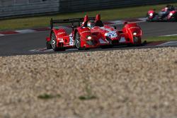 #28 Ibanez Racing Service Courage LC 75: José Ibanez, William Cavailhes, Frederic Da Rocha