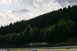 Giancarlo Fisichella, Force India F1 Team and Jarno Trulli, Toyota F1 Team