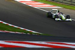 Rubens Barrichello, BrawnGP, BGP001