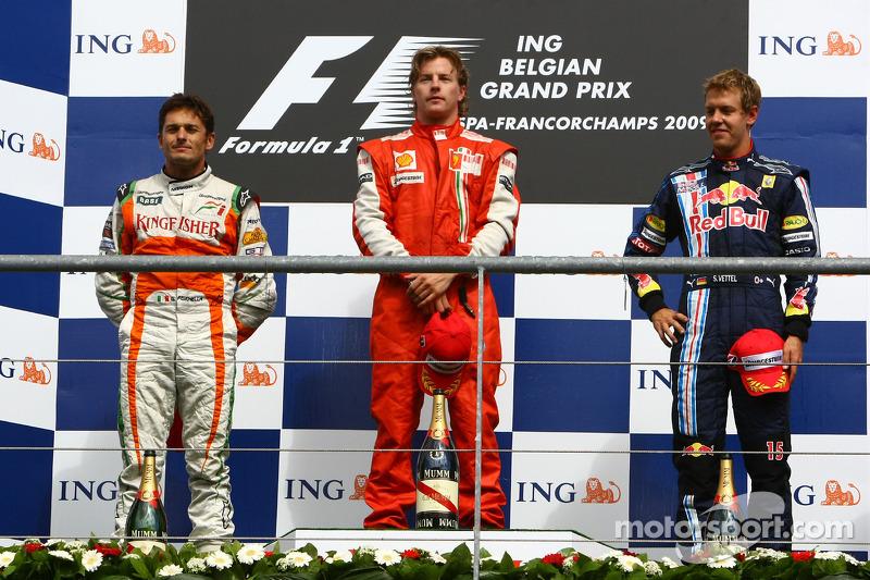 GP da Bélgica 2009