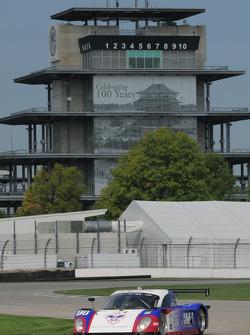 #90 Spirit of Daytona Racing Porsche: Buddy Rice
