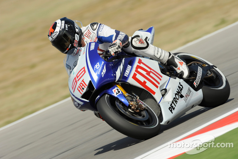Jorge Lorenzo, Fiat Yamaha Team 2009