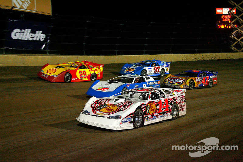 Tony Stewarts große Liebe: Dirt-Track-Racing