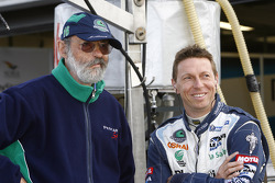 Henri Pescarolo and Christophe Tinseau
