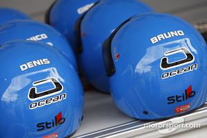 Ocean Racing Technology pit stop equipment