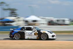 #12 Bodymotion Racing Porsche Cayman GT4: Камерон Касселс, Трент Хайндмен