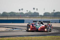 #38 Performance Tech Motorsports ORECA FLM09: James French, Josh Norman, Kyle Marcelli