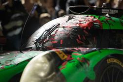 Переможний болід #2 ESM Racing Honda HPD Ligier JS P2, деталь