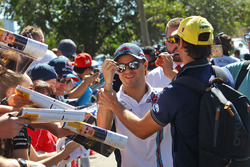 Felipe Massa, Williams und Felipe Nasr, Sauber