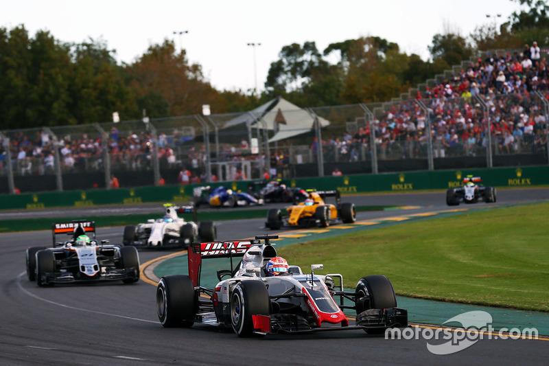 Роман Грожан, Haas F1 Team VF-16