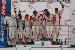 Podium TCR: 1. #140 PCR Sport Seat Leon Cup Racer: Harriet Arruabarrena, Antonio Aristi, Jordi Masdeu, Iñigo Vigiola; 2. #141 PCR Sport Seat Leon Cup Racer: Vicente Dasi, Unai Aurruabarrena, Josep Parera