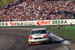 Ханс-Йоахим Штук, Audi V8 quattro