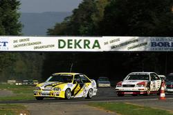 Клаус Нидвиц, Opel Omega 3000 24V и Ханс-Йоахим Штук, Audi V8 quattro