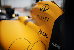 Renault Sport F1 Team RS16 detail