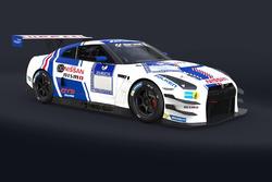 Team Zakspeed, Nissan GT-R NISMO GT3