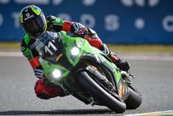 #11 Team SRC Kawasaki: Mathieu Lagrive