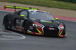 #3 Belgian Audi Club Team WRT Audi R8 LMS: Rodrigo Baptista, Filipe Albuquerque