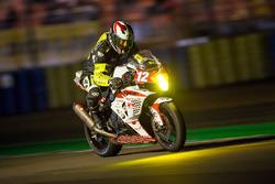 #12 Suzuki: Nicolas Loyau, Sébastien Delhommeau, Freddy Bequin, Luc Bibollet