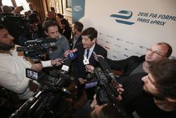 Patrick Kanner, French Sports Minister