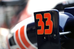 La Scuderia Toro Rosso STR11 di Max Verstappen