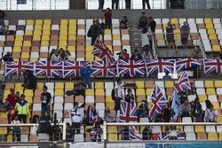 Fans von Lewis Hamilton, Mercedes AMG F1 Team