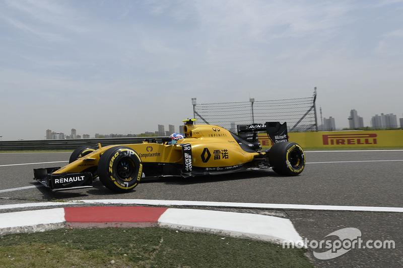Renault : depuis 2016