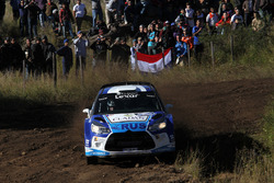 Марко Лигато и Рубен Гарсия, Citroën DS3 WRC