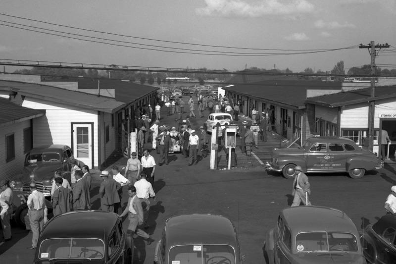 1947: Die neue Gasoline-Alley