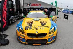 #97 Turner Motorsport, BMW M6 GT3: Michael Marsal, Jesse Krohn, Markus Palttala
