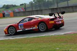 #193 Ferrari of Newport Beach, Ferrari 458: Al Hegyi