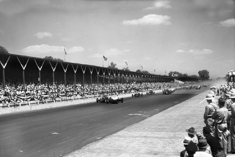 1939: Action beim Start