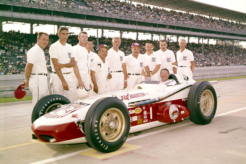 Rodger Ward: Indy 500 1959