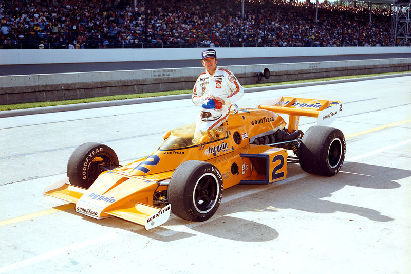 1976 - Johnny Rutherford, McLaren/Offy