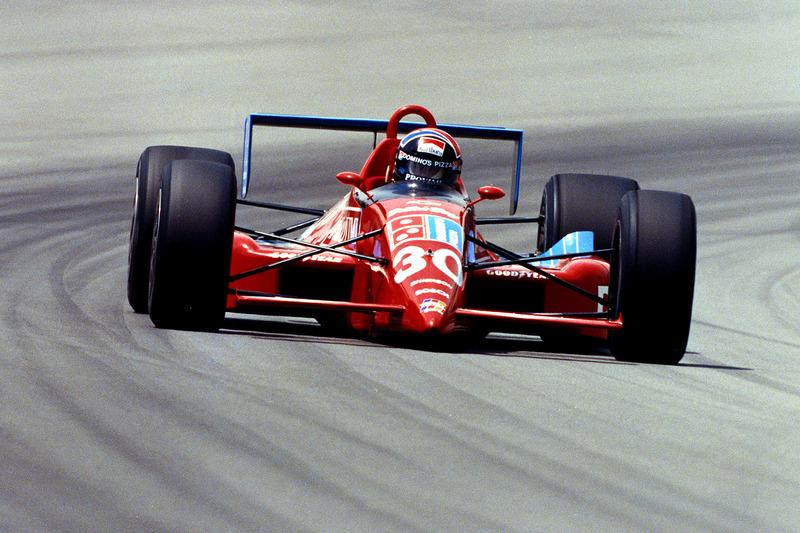 1990: Arie Luyendyk, de vliegende Hollander