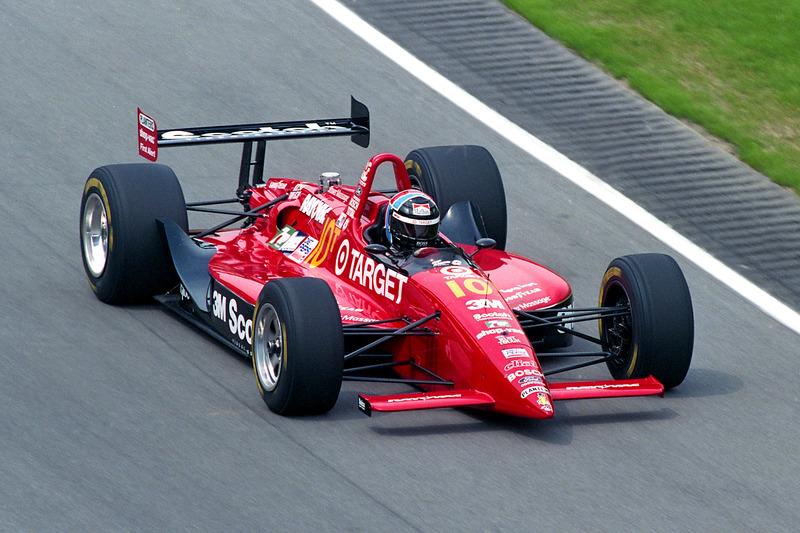 Arie Luyendyk: Pole-Position beim Indy 500 im Jahr 1993