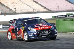 Дэви Дженни, Team Peugeot Hansen