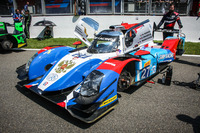 Маурицио Медиани, Николя Минассян и Дэвид Маркозов, #27 SMP Racing BR01 - Nissan