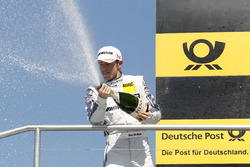 Победитель - Пол ди Реста, Mercedes-AMG Team HWA, Mercedes-AMG C63 DTM