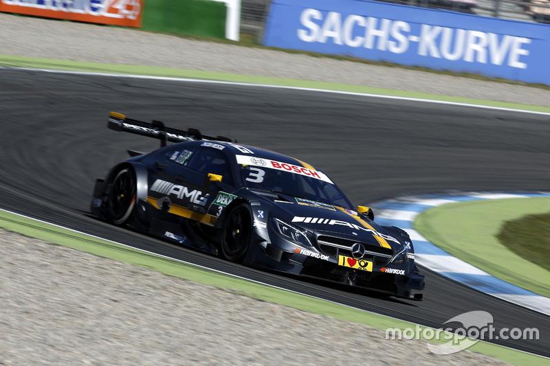 Hockenheim 2: Paul di Resta (HWA-Mercedes)