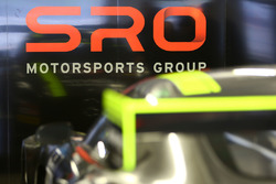 Logotipo de grupo de SRO Motorsports