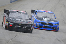 Jeremy Clements, Chevrolet, Jeb Burton, Richard Petty Motorsports Ford