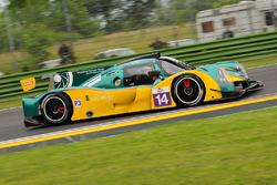 #14 Murphy Prototypes, Ginetta - Nissan: Barrie Baxter, Alex Kapadia, Rob Gorafall