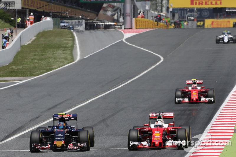 ¡Sainz en podio!